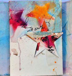 Dina Wakley, Stars 03
