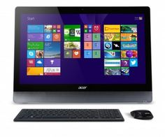 #Tecnologia Acer Aspire U5 Series: nuevo All-in-One, da más vida a tus chats en vídeo,