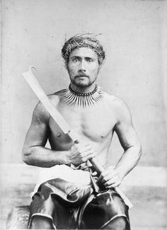 Tribal chief who fought in the Samoan Civil War