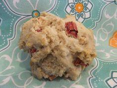 Rhubarb & Cinnamon Scones, Cinnamon, Ice Cream, Desserts, Food, Canela, Sherbet Ice Cream, Meal, Deserts