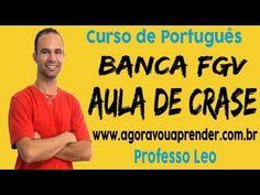 CRASE - QUESTÕES COMENTADAS DA FGV