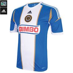 adidas Philadelphia Union Replica Away Jersey