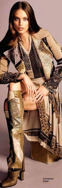 Emily Didonato for Glamour Spain, September 2015 Fashion Editorial