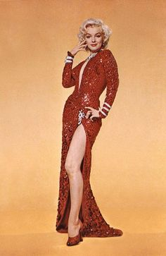 While its presale estimate was a few hundred thousand dollars, the red-sequined gown worn by Marilyn Monroe in Gentlemen Prefer Blondes ended up going for the bid of $1.2 million.