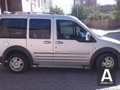 Ford Tourneo Connect 75PS DELUX