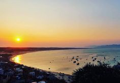Gorgeous Quy Nhon in #vietnam  #island #sunset #asia