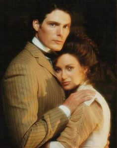 Somewhere In Time// (i'm a widower, found this movie very sentimental, three hankies for me. )