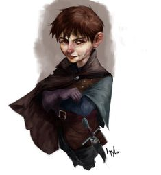 my personal DnD character Dnd Halfling, Halfling Rogue, Rpg Pathfinder, Pathfinder Character, Rogue Character, Kid Character, Fantasy Dwarf, Fantasy Armor, Fantasy Portraits