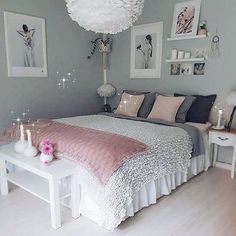 Teen Bedroom Ideas - Love Love Love