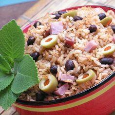 Cocina a lo Boricua: Arroz Congri