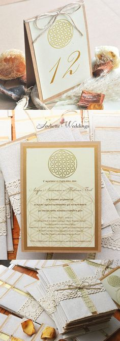 Flower of life rustic wedding inspiration   https://www.etsy.com/listing/244901016/flower-of-life-table-number-place-card?ref=shop_home_active_4  #FlowerOfLife #LovlietteWeddings #RusticWedding #FlowerOfLifeWedding