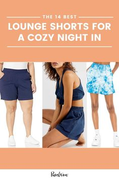 Lounge shorts are cute, comfortable and the perfect attire for relaxing at home—shop our favorite pairs now. #loungewear #shorts Lounge Shorts, Gym Shorts, Street Style Looks, City Chic, Night Outfits, Lounge Wear, What To Wear, Ready To Wear, Cozy