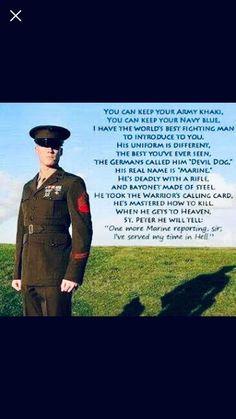 One More Marine reporting, Sir. Marine Corps Quotes, Marine Corps History, Marine Corps Humor, Us Marine Corps, Military Quotes, Military Humor, Military Life, Usmc, Marines