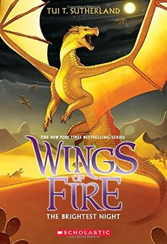 Wings of Fire Book Five: The Brightest Night by Tui T. Sutherland http://www.amazon.com/dp/0545349273/ref=cm_sw_r_pi_dp_q68Wvb1WA9YMY