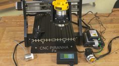 Next Wave Automation Piranha FX  #WWGOA #woodworking #tips