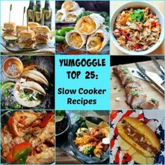 25 Yum Goggle Beat-the-Heat Slow-Cooker Recipes ~ Keep the kitchen cool with these fantastic recipes! ~ from yumgoggle.com