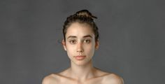 Woman Had Her Face Photoshopped in 25 Countries to Compare Beauty Standards Across the Globe - My Modern Met