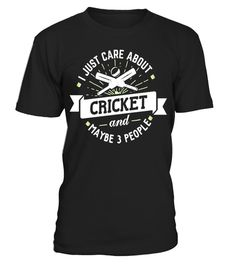 """# Cricket T-Shirt - I Just Care About Cricket! .  Special Offer, not available in shops      Comes in a variety of styles and colours      Buy yours now before it is too late!      Secured payment via Visa / Mastercard / Amex / PayPal      How to place an order            Choose the model from the drop-down menu      Click on """"Buy it now""""      Choose the size and the quantity      Add your delivery address and bank details      And that's it!      Tags: Funny Cricket Shirt for Men, Women…"""