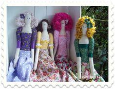 O Tacho da pepa - bordado. Craft, home decor, doll, sewing, Tilda