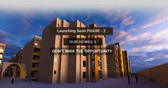 Our Homes-3 is an Affordable Residential Project of ARETE INDIA PROJECTS PVT.LTD at Sector 6 Sohna Gurgaon, Arete India Our Homes 3 ph 2 offers 1/2 BHK 9250933111 for ourhomes3 price list.