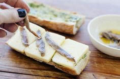 Don't hate on anchovies. And btw, this is exactly my reason for moving out- eating what I want.