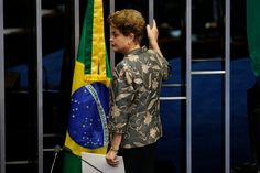 The vote to convict Ms. Rousseff on charges of manipulating the federal budget…