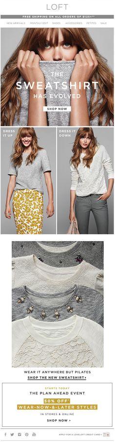 LOFT : How To Wear