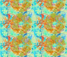 Serenity fabric by greenlotus on Spoonflower - custom fabric
