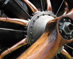 Wooden propeller