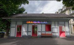 """""""Open"""" by Lang & Baumann_2012_Grand Palais, Bern, CH"""