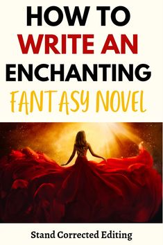Want to know how to write a fantasy book? Well, you've come to the right place. This informative post will give you 12 tips for how to write a fantasy novel & how to bring your fantasy world to life! #howtowriteafantasynovel #howtowriteafantasybook #howtocreateafantasyworld #howtocreateafantasystory