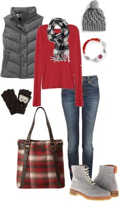 """""""Shopping Day"""" by jlucke on Polyvore"""