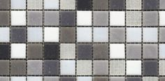 Fashion Variation Greys (2) Product Specifications - Fashion - Glass Mosaics| L'antic Colonial