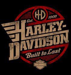 Harley-Davidson Illustrations   Abduzeedo