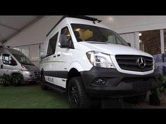 Winnebago 4x4 Concept Adventure Vehicle - YouTube