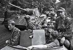 "Kampfgruppe Mühlenkamp: 5. Division Panzer SS ""Wiking"", la Pologne orientale, Juillet 1944."