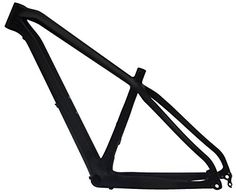 Full Carbon Matt 29er Mountain Bike MTB Cycling BB92 Frame 17' ** Visit the image link more details.
