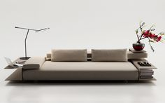 Code sofa by Christophe Pillet for ENNE