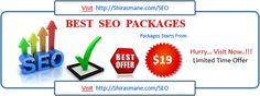 Cheap SEO Packages starts at $19 ...Hurry....Limited Time Offer...Visit Now..!!! http://www.shirasmane.com/SEO