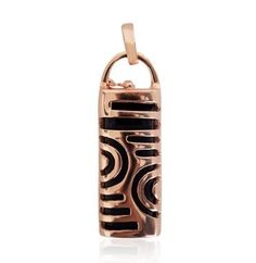 Count your fitness in style with our jewelery for fitbit flex I Pendant EVE - Fitbit flex Jewelry - made from SILVER - 18K ROSE GOLD plated