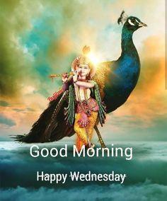 Good Morning Beautiful Quotes, Good Morning Happy, Good Morning Wishes, Good Morning Images, Good Morning Krishna, Hare Rama Hare Krishna, Bhakti Yoga, Lord Krishna Images, Bhagavad Gita