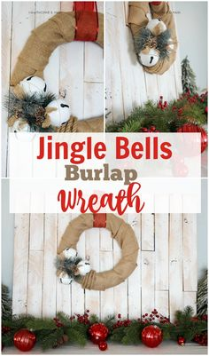DIY Jingle Bells Bur