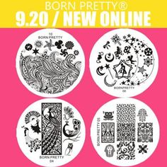 New tiles ofhttp://www.bornprettystore.com/stamping-nail-c-268_94.html Wonder :)