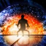 Teleportation and The Tenth Dimension