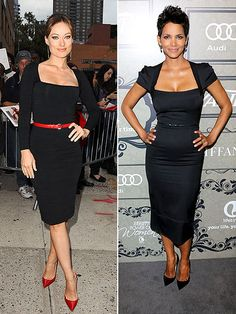 Square necklines are very flattering for you if you have large breasts.