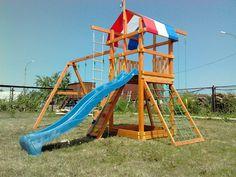 Купить детский игровой комплекс Тасмания по выгодной цене
