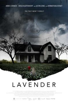 Lavender on DVD April 2017 starring Abbie Cornish, Diego Klattenhoff, Justin Long, Dermot Mulroney. When a photographer (Abbie Cornish) suffers severe memory loss after a traumatic accident, strange clues amongst her photos suggest she ma Scary Movies, Hd Movies, Movies To Watch, Movies Online, Nice Movies, 2017 Movies, Awesome Movies, Diego Klattenhoff, Thriller Video