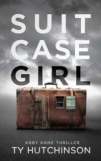 Suitcase Girl designed by Damonza.com   JF: Beautifully balanced, clever, and with great typography. ★
