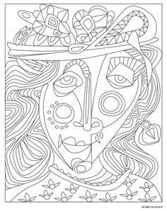 Resultado de imagen de masterscapes coloring book