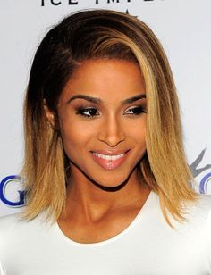 Ciara Hairstyles Ciarai Want That Hair Style Soon  Hair  Pinterest  Hair Style